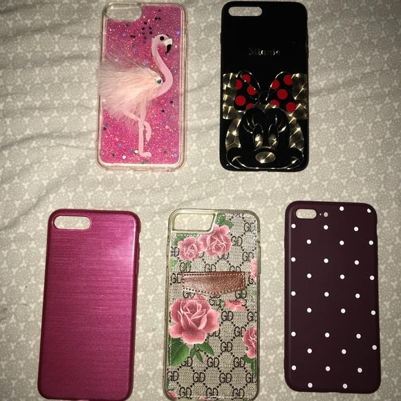 super popular 8551b ee8e1 iPhone 7Plus Case Bundle